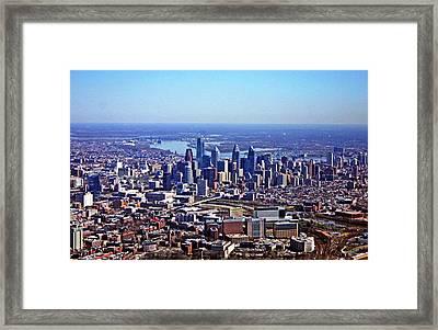 Philladelphia 2010 Framed Print by Duncan Pearson