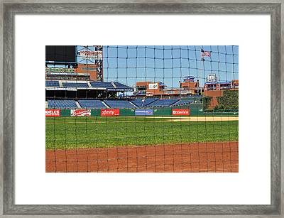 Phillies Framed Print