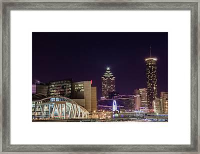 Phillips Arena 2 Framed Print
