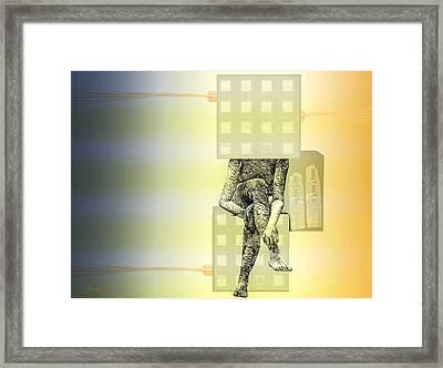 Philosophy Framed Print by Bob Orsillo