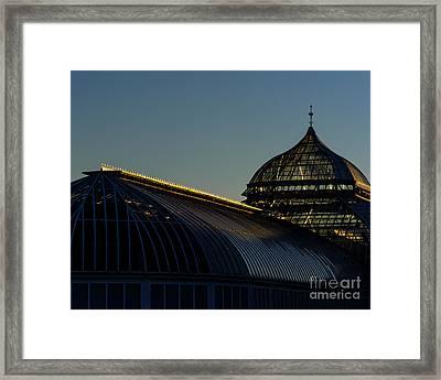 Phipps Conservatory - 3 Framed Print