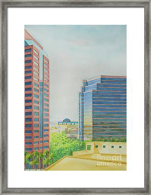 Phoenix II Framed Print