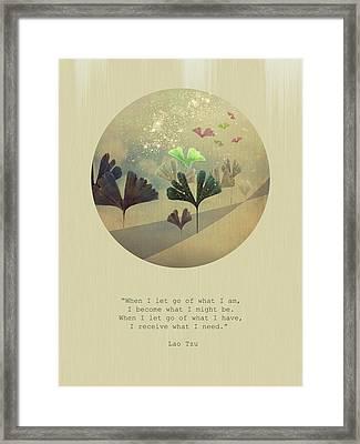 Phoenix-like Framed Print