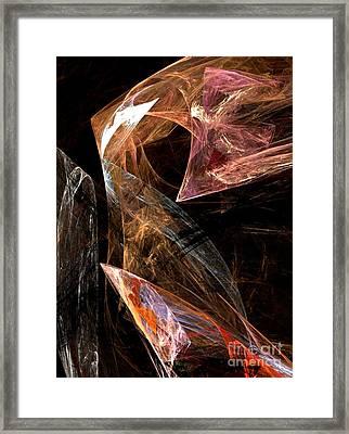Phoenix Framed Print