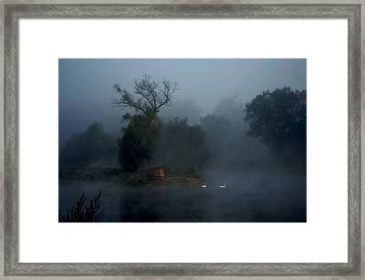 Framed Print featuring the photograph Photo By Yossi Danielzon by Meir Ezrachi