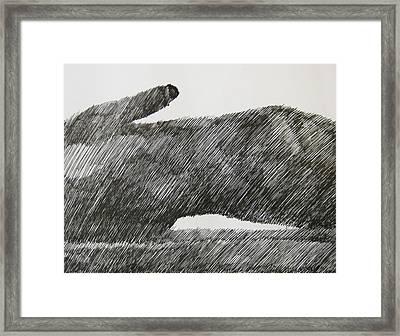 Photograph Of Michael - Marion Framed Print by Dalushaka Mugwana
