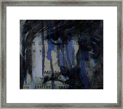 Photograph Framed Print