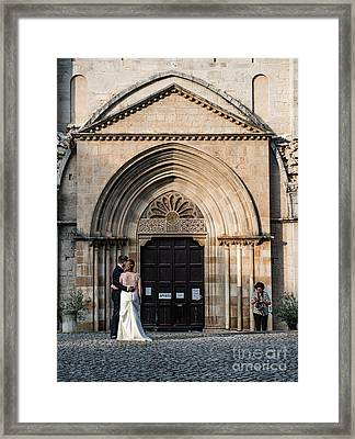 Photographer Framed Print by Joseph Yarbrough