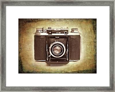 Photographer's Nostalgia Framed Print by Meirion Matthias