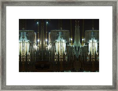 Photography Lights N Shades Sagrada Temple Download For Personal Commercial Projects Bulk Printing Framed Print