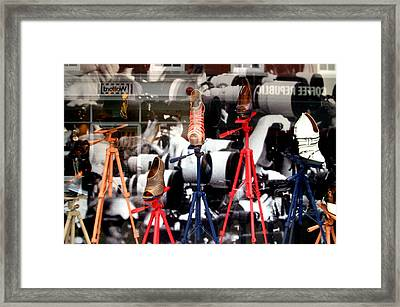 Photoshoes Framed Print by Jez C Self