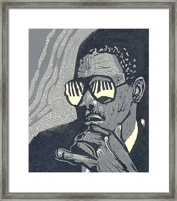Piano Dreams Framed Print by John Brisson