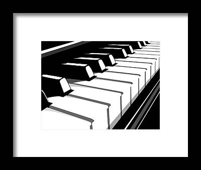 Classical Music Framed Prints