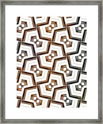 Piano Keys I Framed Print