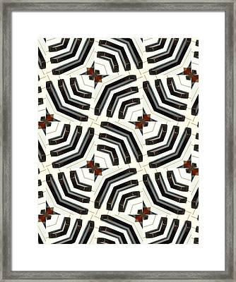 Piano Keys II Framed Print