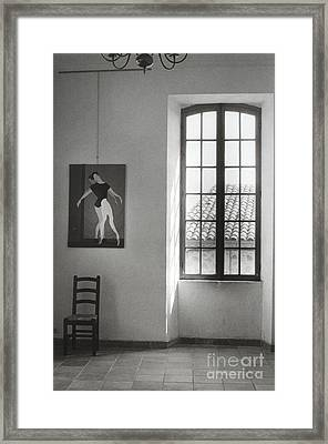 Picasso Museum Framed Print by Andrea Simon
