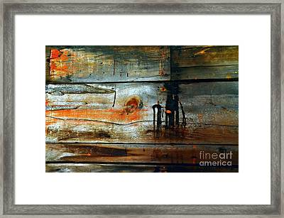 Picasso's Hideout Framed Print by Lauren Leigh Hunter Fine Art Photography