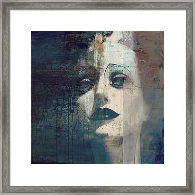 Piccola A Fragile  Framed Print