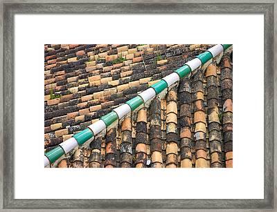 Picena 2 Framed Print by Jez C Self