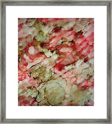 Pickles And Ketchup Framed Print by Tammy Finnegan