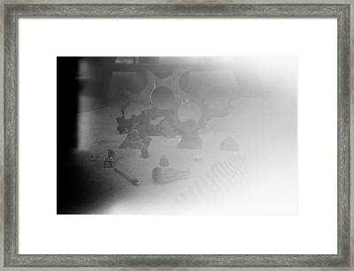 Picture #1 Framed Print by Ravi Lee