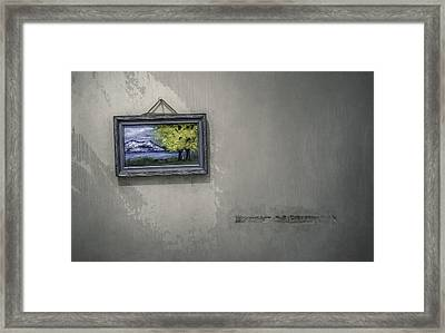 Picture Of Hope Framed Print