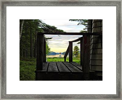 Picture Perfect Framed Print