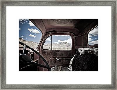 Picture Perfect Framed Print by Merrick Imagery
