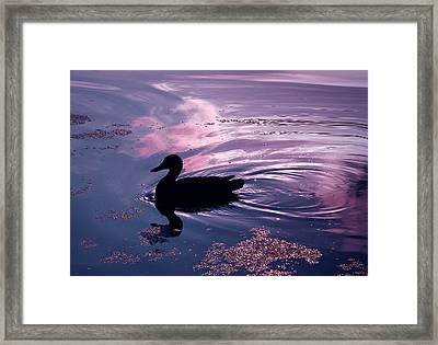 Picture Yourself... Framed Print by Arthur Miller