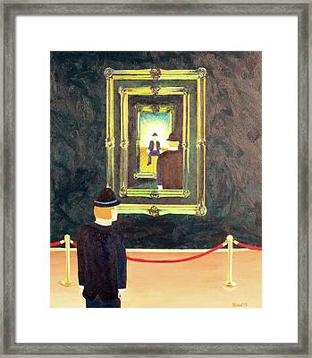 Pictures At An Exhibition Framed Print