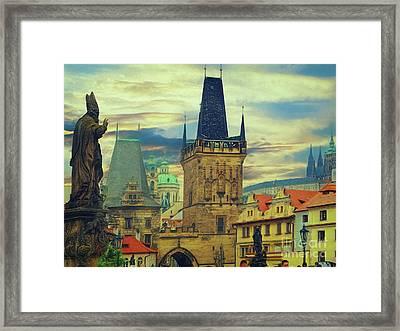 Picturesque - Prague Framed Print