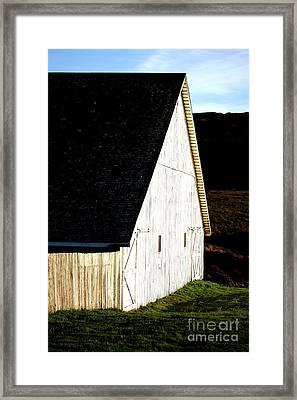 Pierce Point Ranch 7 Framed Print
