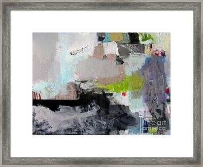 Pierre De Lune Framed Print