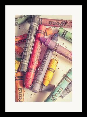 Multicoloured Framed Prints