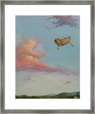 Pilgrim Soul Framed Print