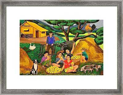 Pilipinas Framed Print