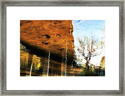 Pillars Within Society Framed Print by SeVen Sumet