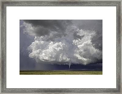 Pillow Top Rotation Framed Print