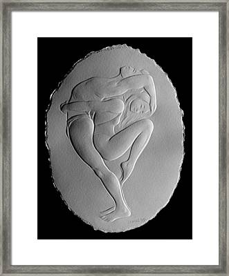 Pilobilus Dancers Framed Print by Suhas Tavkar