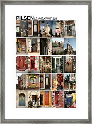 Pilsen Framed Print
