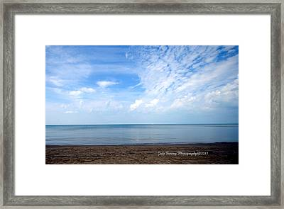 Pinery Peace Framed Print