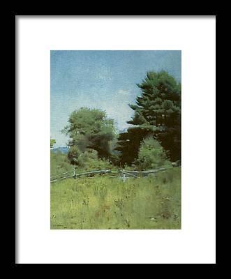 Dennis Miller Framed Prints