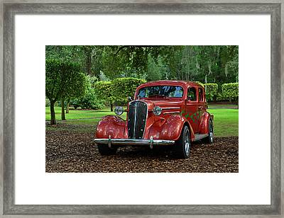 Pinewood Classic Framed Print by Ben Prepelka