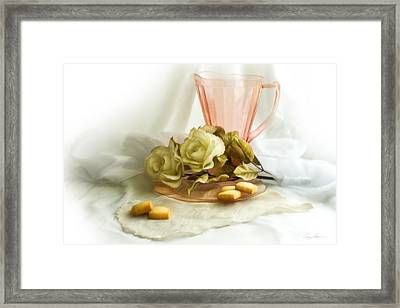 Pink Blush 1 Framed Print