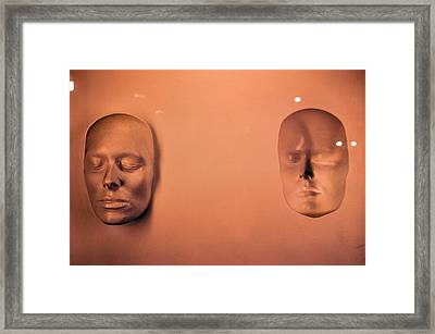 Pink Faders Framed Print by Jez C Self