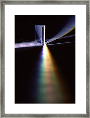 Pink Floyd Physics Framed Print