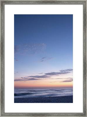 Pinpoint Framed Print