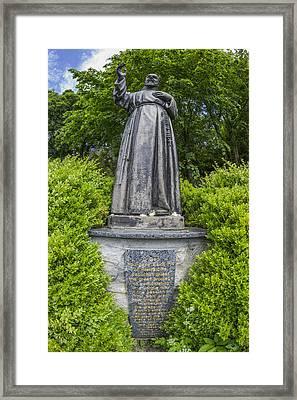Pio Of Pietrelcina Framed Print
