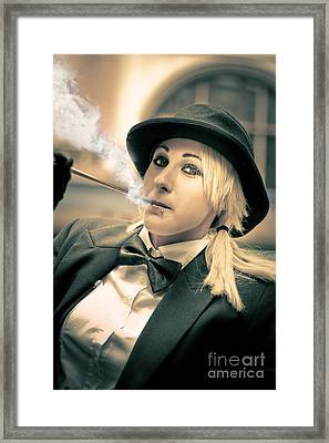 Pipe Dreams Framed Print by Jorgo Photography - Wall Art Gallery