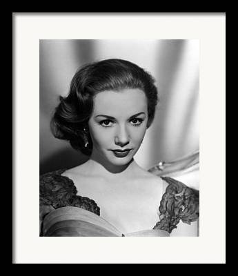 1950s Hairstyles Framed Prints